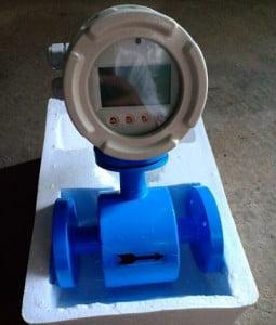 đồng hồ đo nước điện tử kho THP