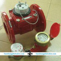 đồng hồ nước nóng