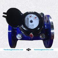 sản phẩm đồng hồ đo nước lạnh lắp bích