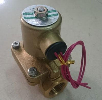 van điện từ tpc hàn quốc dùng cho nước