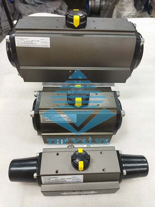 Model của bộ điều khiển khí nén Kosaplus