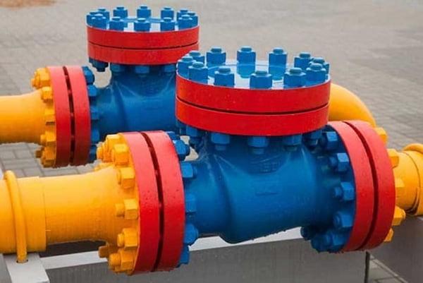 Lắp đặt van một chiều tại hệ thống đường ống