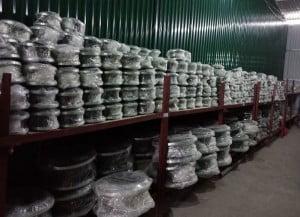 Khớp nối mềm chống rung cao su wonil hàn quốc tại kho