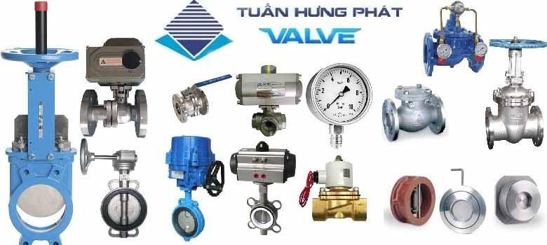 Tuấn Hưng Phát - đơn vị nhập khẩu phân phối van công nghiệp