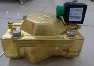 van điện từ DN50 bằng đồng 21W7KV500