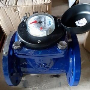 Đồng hồ nước thải dạng cơ dn80 Pmax