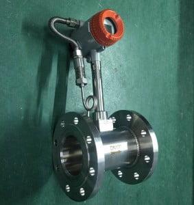đồng hồ đo lưu lượng nước điện tử woteck đài loan inox dùng cho hơi