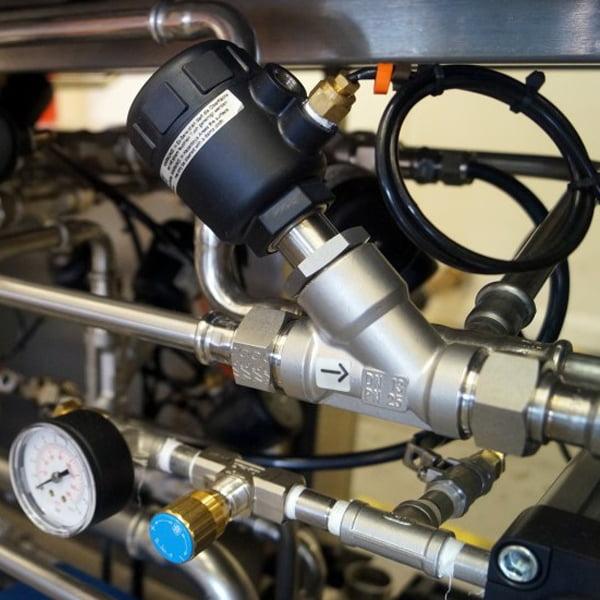 Ứng dụng thực tế của van điều khiển khí nén