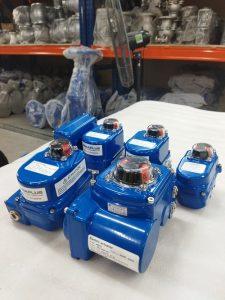 van điều khiển điện electric control valve