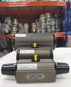 van điều khiển khí nén pneumatic control valve