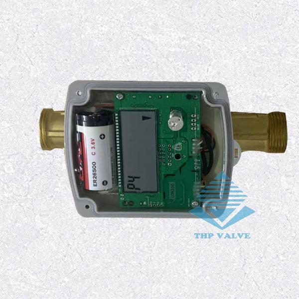bảng mạch điện tử đồng hồ đo nước siêu âm woteck