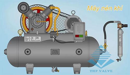 Công thức tính khí nén cho máy nén khí