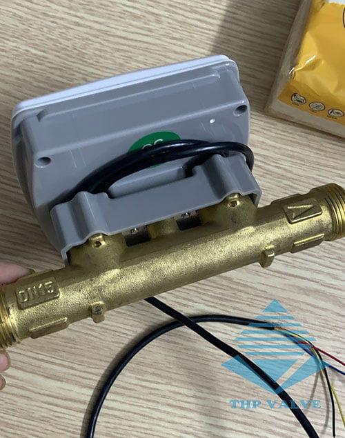 sản phẩm đồng hồ đo nước kiểu siêu âm đài loan